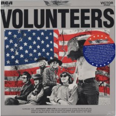 Jefferson Airplane - Volunteers (Stereo)  LP Vinyl