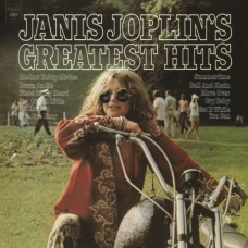 Janis Joplin's Greatest Hits - Vinyl LP