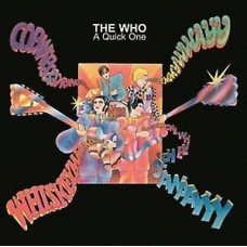 THE WHO - A QUICK ONE (LP)