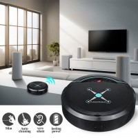 Smart Robot Cleaner (Self Navigated Robot).