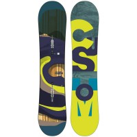 NEW IN WRAP Burton Custom Smalls Snowboard 135cm Boys Flying V Rocker